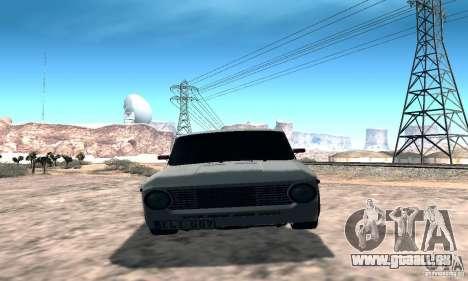 VAZ 2101 Sport pour GTA San Andreas vue arrière