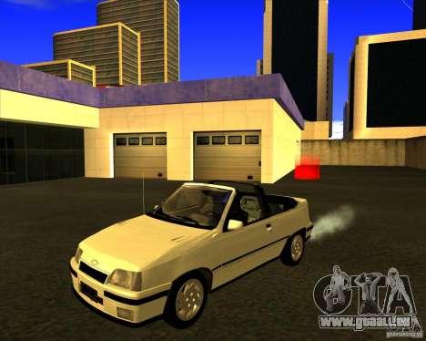 Chevrolet Kadett GSI 2.0 Conversivel (1991-1995) für GTA San Andreas