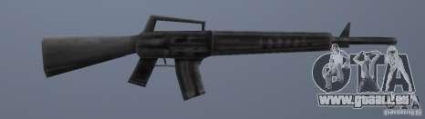 M16 GTA Vice City pour la troisième écran
