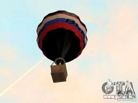 Ballon Vitiaz pour GTA San Andreas