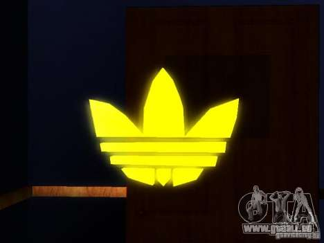 Adidas Logo für GTA San Andreas
