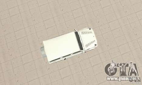 Mercedes-Benz G500 Zailer 2004 für GTA San Andreas rechten Ansicht