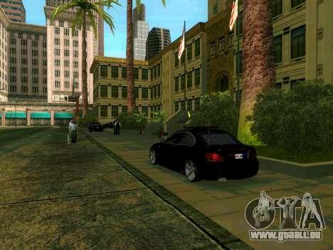 Erneuerung der LSPD für GTA San Andreas her Screenshot