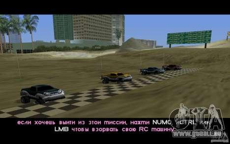 RC Bandit LCS GTA Vice City pour la deuxième capture d'écran