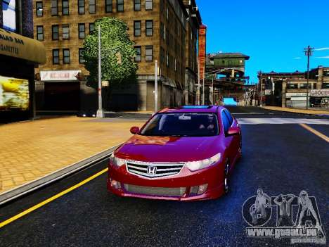 Honda Accord Tuning by Type-S pour GTA 4