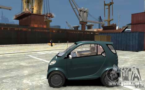 Smart For Two für GTA 4 linke Ansicht