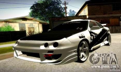 Acura Integra Type R pour GTA San Andreas vue de côté