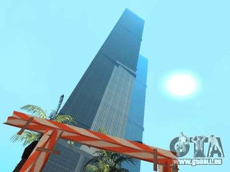 World Trade Center für GTA San Andreas zweiten Screenshot