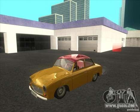 Syrena 104 für GTA San Andreas