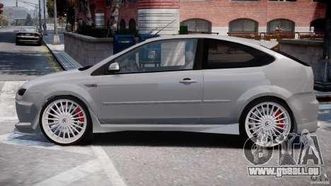 Ford Focus ST (X-tuning) für GTA 4 linke Ansicht