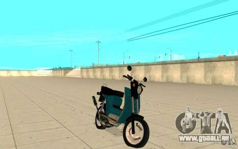 Simson SR50 tuned Big Bore 3 pour GTA San Andreas