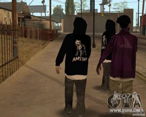 Trafiquant de drogue nouvelle pour GTA San Andreas deuxième écran