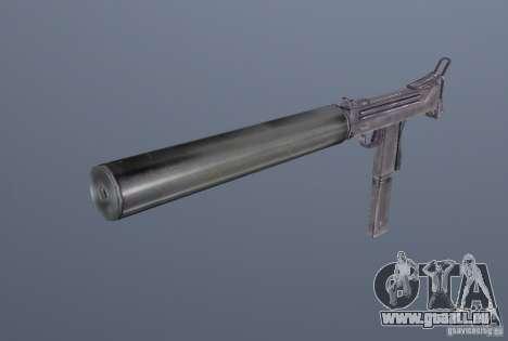 Grims weapon pack1 pour GTA San Andreas septième écran