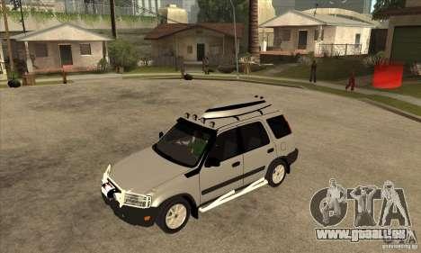Honda CRV 1997 für GTA San Andreas