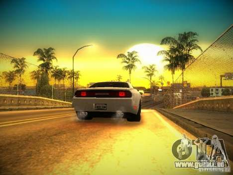 ENBSeries for medium PC pour GTA San Andreas cinquième écran