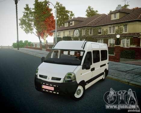Renault Master pour GTA 4