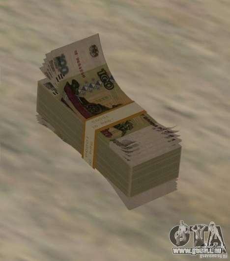 Russian-money pour GTA San Andreas