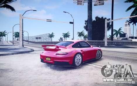 Porsche 977 GT2 pour GTA 4 est une gauche