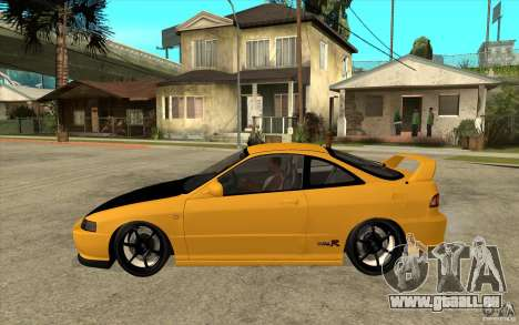 Honda Integra Spoon Version pour GTA San Andreas laissé vue