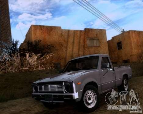 Toyota Truck RN30 pour GTA San Andreas