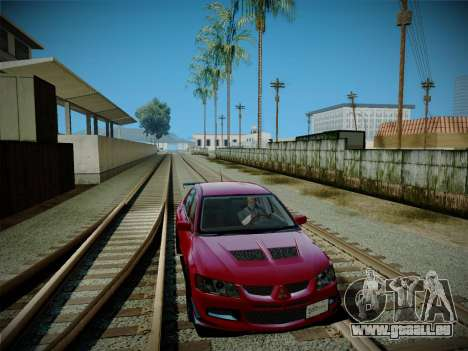 ENBSeries by Treavor für GTA San Andreas dritten Screenshot