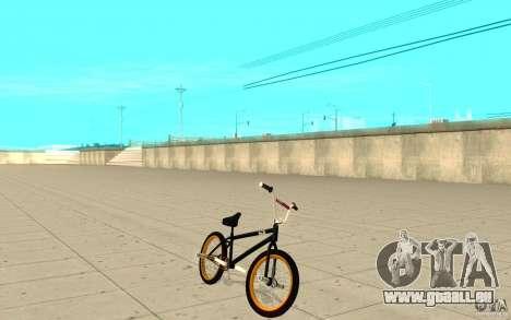 REAL Street BMX pour GTA San Andreas