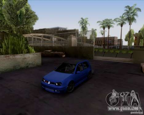 Volkswagen Golf GTi 2003 pour GTA San Andreas