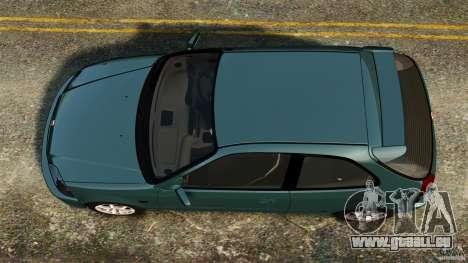 Honda Civic Type R (EK9) pour GTA 4 est un droit