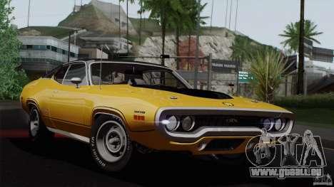 Plymouth GTX 426 HEMI 1971 für GTA San Andreas