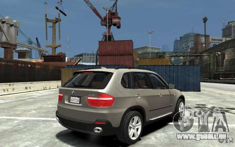 BMW X5 2009 für GTA 4 rechte Ansicht