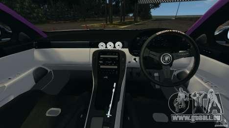 Toyota Soarer Drift für GTA 4 Rückansicht