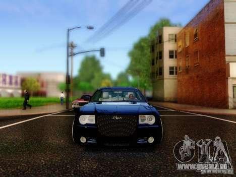 Chrysler 300C VIP pour GTA San Andreas vue de côté