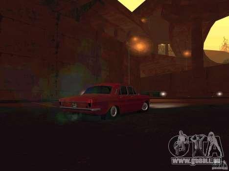 GAZ 24 CR v2 pour GTA San Andreas