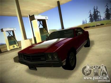 IG ENBSeries pour GTA San Andreas quatrième écran