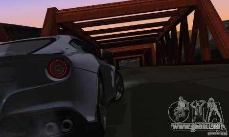 ENBSeries by dyu6 Low Edition pour GTA San Andreas quatrième écran
