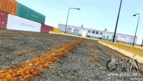 Blur Port Drift pour GTA 4 cinquième écran