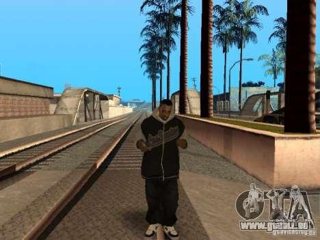Pack Ballas Soldiaz Families V.2 pour GTA San Andreas sixième écran