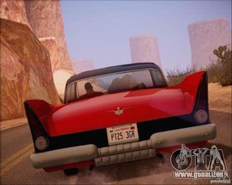 SA_NGGE ENBSeries v1.2 Version jouable pour GTA San Andreas cinquième écran