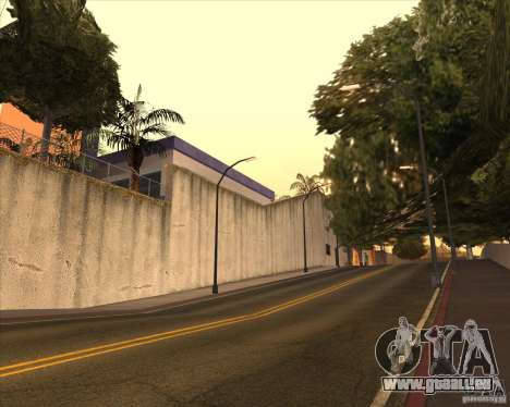 Un garage Wang Cars pour GTA San Andreas sixième écran