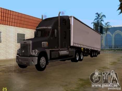 Freightliner Coronado pour GTA San Andreas