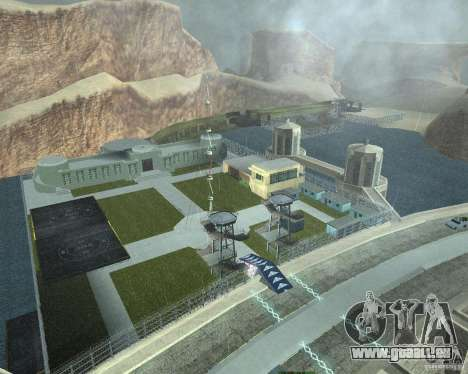 DRAGON base v2 pour GTA San Andreas neuvième écran