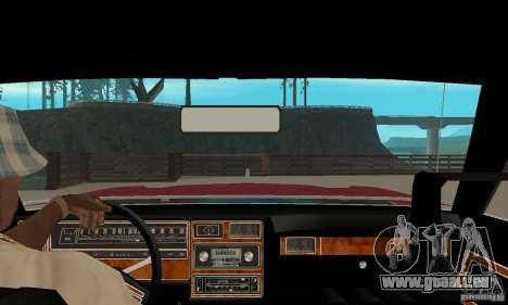 Ford LTD Landau Coupe 1975 für GTA San Andreas rechten Ansicht