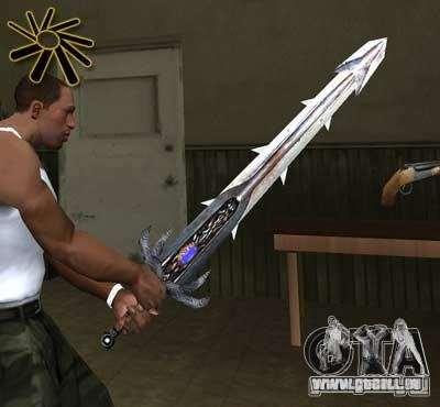 Urizel pour GTA San Andreas