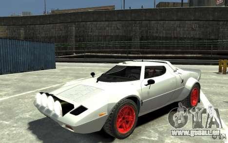 Lancia Stratos pour GTA 4