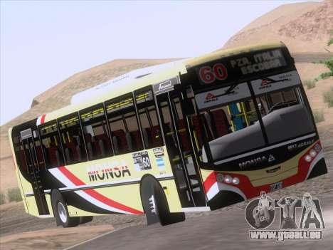 Metalpar Iguazu MT-15 pour GTA San Andreas moteur