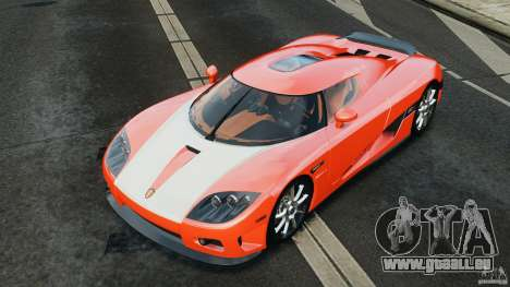 Koenigsegg CCX 2006 v1.0 [EPM][RIV] für GTA 4