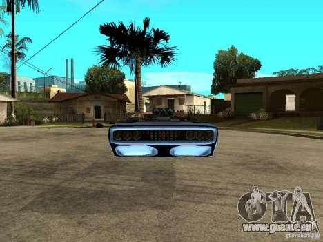 Voozer pour GTA San Andreas vue de droite