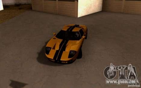 ENBSeries by HunterBoobs v1 pour GTA San Andreas quatrième écran