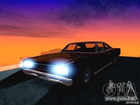 Plymoth Road Runner für GTA San Andreas