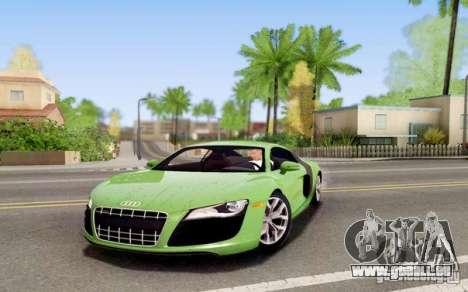 Sompelling ENBSeries pour GTA San Andreas quatrième écran